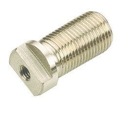 Traditions Replacement Breech Plug Stainless Steel