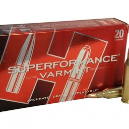 Hornady Hornady Superformance Varmint Centerfire Ammunition 243 Win. 58 Grain V-Max