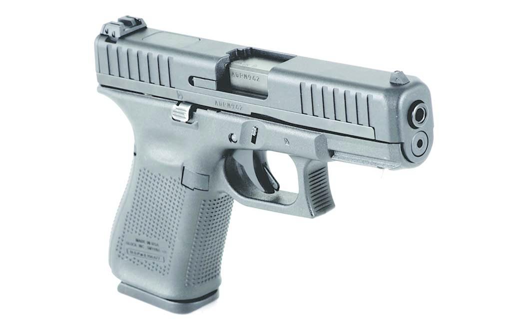 Glock G44 22LR Pistol 2 Magazines Rear Adjustable Sights