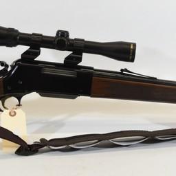 """Browning UG-14402 USED Browning BLR 81' 300WSM 22"""" Barrel w/ Bushnell Elite 1.5-4 Scope"""
