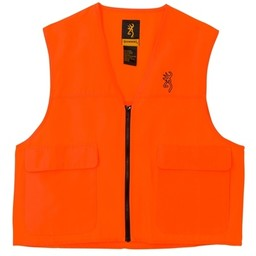Browning Browning  Safety Vest Blaze Orange S