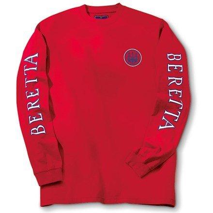 Beretta Beretta LS Double Logo Tee