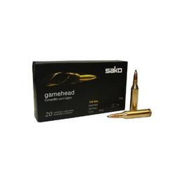 Sako Sako Gamehead 222 Rem 50 Grain ( 20 Cartridges)