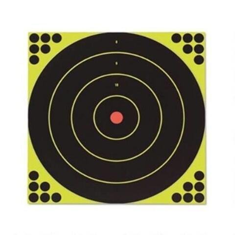 Birchwood Casey Birchwood Casey Shoot-N-C Reactive Self-Adhesive Targets