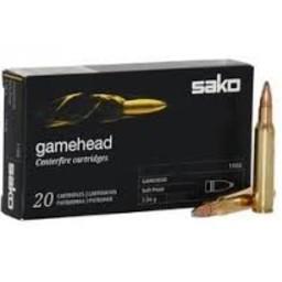 Sako Sako Gamehead 300 Win Mag 180 Grain (10 Cartridges)
