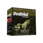 """Kent ProTrail Field Blanks 12 Gauge 2 1/2"""" (25-Rounds)"""