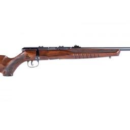 """Savage Savage B17 G 17HMR 21"""" Barrel Hard Wood"""