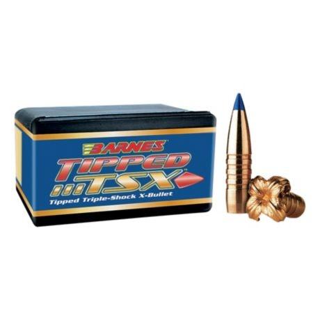 "Barnes Tipped TSX 7mm .284"" 120 Grain TTSX BT (50-Pack)"