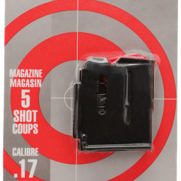 Savage Arms Savage Extra Magazine for Savage, Stevens, and Lakefield 93, 305, 310, 502, and 503 Series 22WMR and 17 HMR