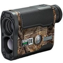 Bushnell Scout DX 1000 Arc Real Tree Xtra Camo, 6x21mm Laser Rangefinder