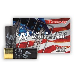 Hornady Hornady American Whitetail 12 Gauge Slug 325 Grain InterLock