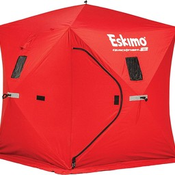 "Eskimo Eskimo Quickfish 2-Person Pop-Up Ice Hut 60""x60"""