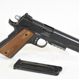 UHG-7040 USED GSG 1911-22 22LR 3 Magazines & Fake Suppressor