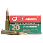 Barnaul Ammunition 7.62x54R FMJ