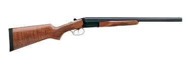 "Stoeger Stoeger Coachgun Supreme 20 Gauge 20"" Barrel AA Walnut Stock"