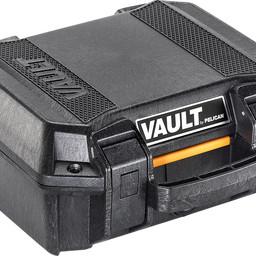 Pelican Pelican Vault V100 Small Case Black