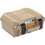 Pelican Vault V100 Small Case Tan
