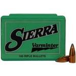 Sierra 6mm .243 Dia 85 Grain Spitzer(100 Rounds)