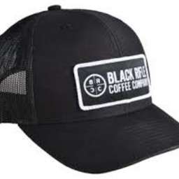 Black Rifle Coffee Company Black Rifle Coffee Company Logo Trucker Hat  Black