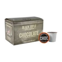 Black Rifle Coffee Company Black Rifle Coffee Chocolate Flavored Pods (12-Pack)