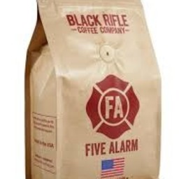 Black Rifle Coffee Company Black Rifle Coffee 12oz Five Alarm (Ground)