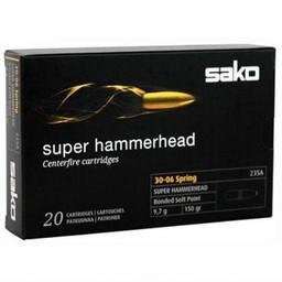 Sako Sako Super Hammerhead Centerfire Ammunition (20 Rounds)