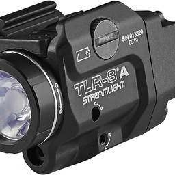 Streamlight TLR-8A Flex Low Profile Tactical Light 500 Lumens