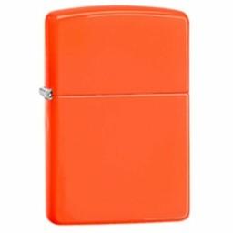 Zippo Zippo Windproof Lighter Neon Orange