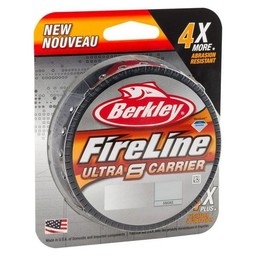 Berkley Fireline Ultra 8 Carrier 4lbs Crystal