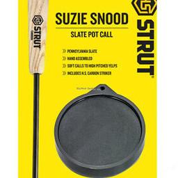 Hunter's Specialties Suzie Snood Slate Pot Call