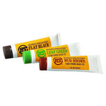 Hunter's Specialties Make-Up Cream Camo Kit Woodland Mud Brown Leaf Green Flat Black