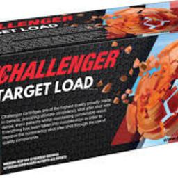 "Challenger Challenger Target Load 12 Gauge 2 3/4"" #8 (100 Rounds)"