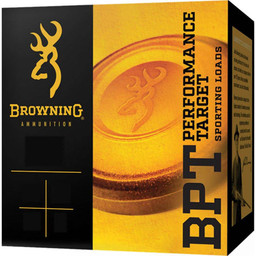 """Browning Browning Performance Target 12 Gauge 2 3/4"""" #7.5 Heavy (25 Rounds)"""