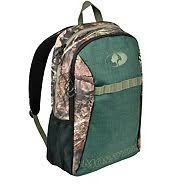 HQ Outfitters HQ Outfitters  Backpack Mossy Oak Break Up