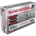 Winchester Super X 243 Win Power Point 100 Grain  (20 Rounds)