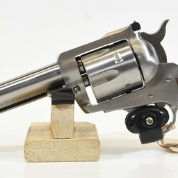 UHG-7089 USED Ruger New Model Blackhawk Stainless 357 Mag 6-Shot Single Action Revolver