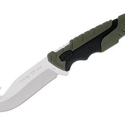 Buck Knives Buck Knives Pursuit Large Folding Black/Green w/ Sheath