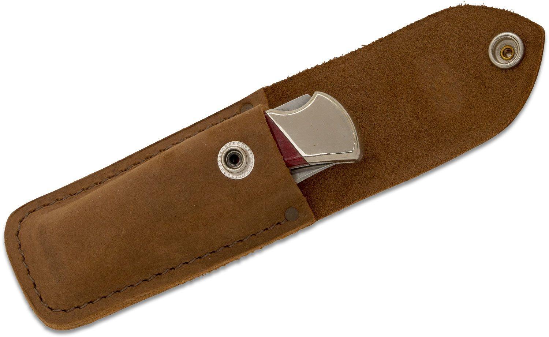 Buck Knives Buck Knives The Chairman Series Folding Hunter Cherrywood