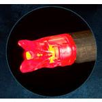 Nockturnal Light Crossbow Nocks Half Moon Red