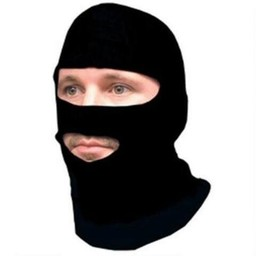 Primos Hunting Primos Stretch-Fit Full Mask (Black)