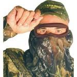 Quaker Boy Elite 3/4 Bandito Camo Facemask