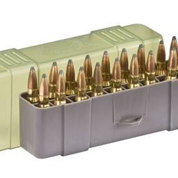 Plano Rifle Ammo Case 22-250, 250 Savage, 30-30 Win, 32 Win ( 20 Rounds)