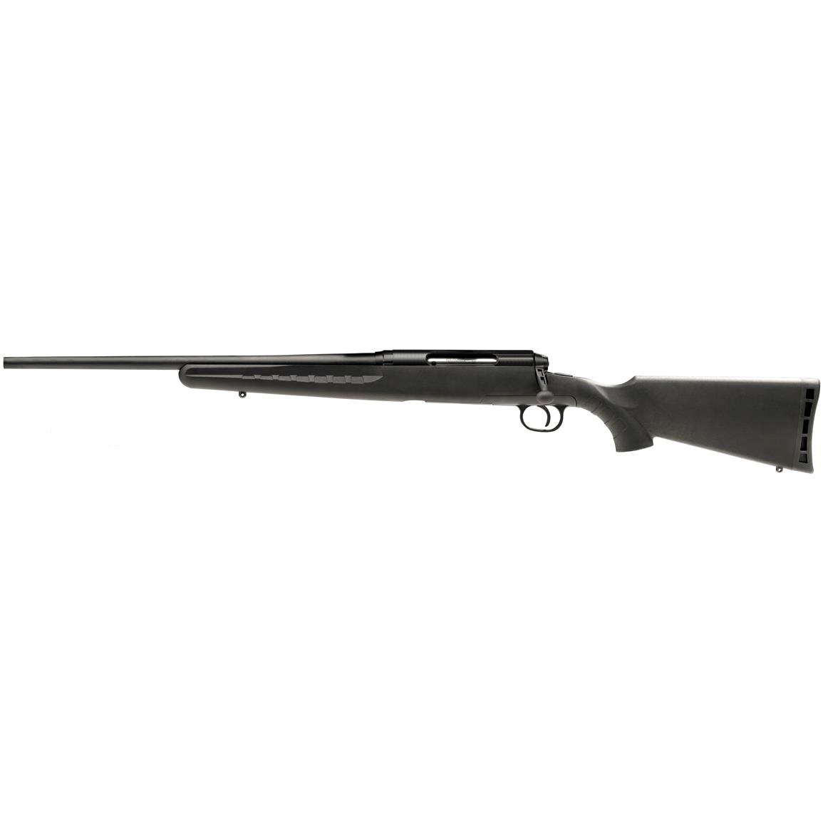 """Savage Savage Axis 22-250 Rem 22"""" Barrel Black Synthetic Left Hand"""