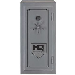 HQ Outfitters HQ Outfitters Ghost Grey 36-40 Fire Resistant Waterproof Safe