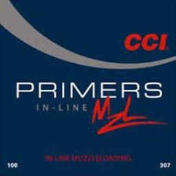 CCI CCI Muzzleloading 209 Primers In-Line MZL (100)