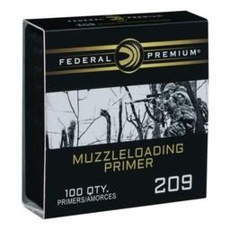 Federal Premium Federal Premium Muzzleloading 209 Primer (100)