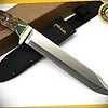 Uncle Henry Bowie Camp Knife w/ Sheath
