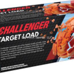 """Challenger Challenger 12 Gauge 2 3/4"""" #7.5 Handicap Target Load (4x25 Rounds)"""