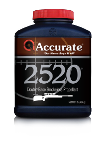 Accurate Western Rifle Powders 1lb Black 2520