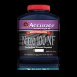 Accurate Powders Shotshell Powder 1lb Purple Nitro 100 NF